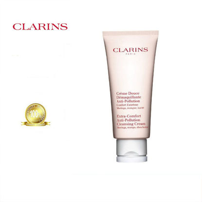 Picture of Clarins Extra Comfort Anti Pollution Cleansing Cream 200ml