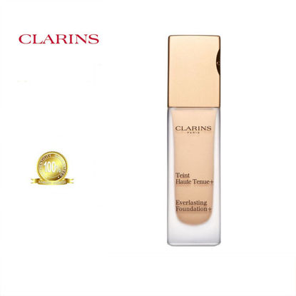 Picture of Clarins Everlasting Foundation 105 Nude 30ml