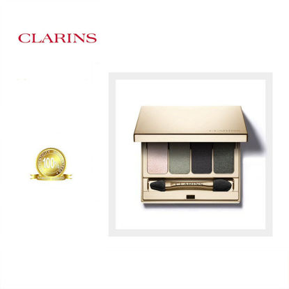 Picture of Clarins 4 Colour Eyeshadow Palette 03 Brown 6.9g