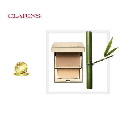 Picture of Clarins Everlasting Compact Foundation Spf9 110 Honey 10g
