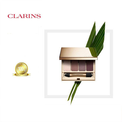 Picture of Clarins 4 Colour Eyeshadow Palette 01 Nude 6.9g