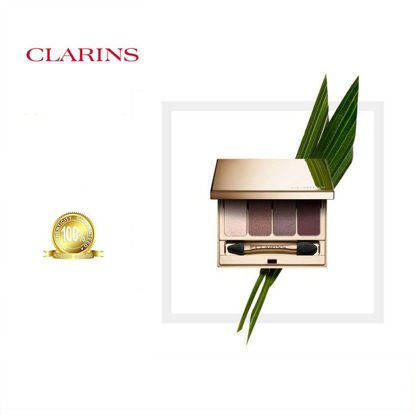 Picture of Clarins 4 Colour Eyeshadow Palette 02 Rosewood 6.9g
