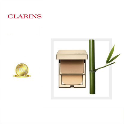 Picture of Clarins Everlasting Compact Foundation Spf9 112 Amber 10g
