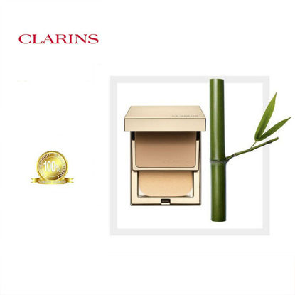 Picture of Clarins Everlasting Compact Foundation Spf9 105 Nude 10g