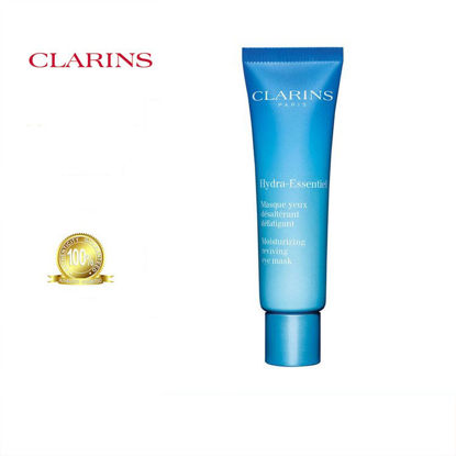 Picture of Clarins Hydra Essentiel Moisturizing Reviving Eye Mask 30ml