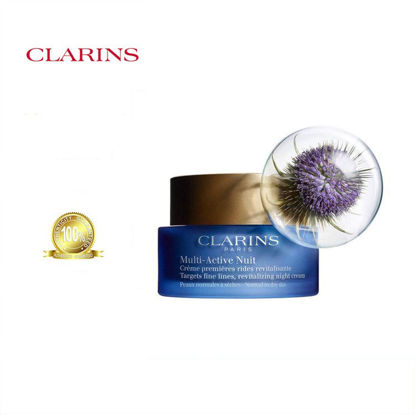 Picture of Clarins Multi Active Night Revitalizing Normal To Dry Skin 50ml