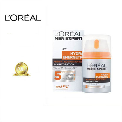 Picture of L'oreal Men Expert Hydra Energetic Anti-Fatigue Moisturiser 50ml