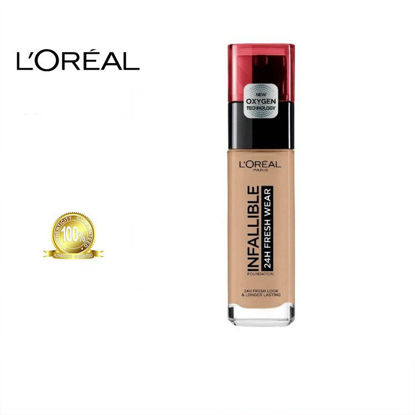 Picture of L'oreal Infallible 24H Fresh Wear Foundation SPF18 #150 Radiant Beige