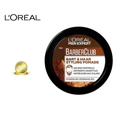 Picture of L'Oreal Men Expert Barberclub Beard & Hair Styling Cream
