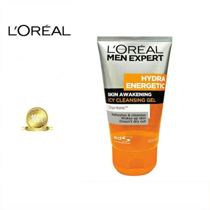 Picture of L'oreal Men Expert Hydra Sen.Cleaning Foaming Gel