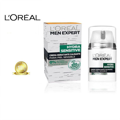 Picture of L'oreal Men Expert Hydra Sensitive Prot. Moist.