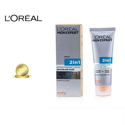 Picture of L'Oreal Men Expert After Shave 2 In 1 Sensitive Skin