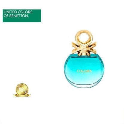 Picture of United Colors of Benetton Colors De Benetton Blue Eau De Toilette 50ml