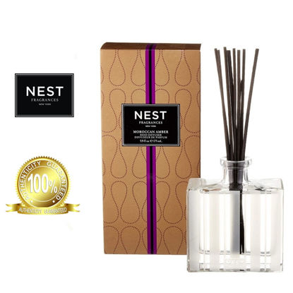 Picture of Nest Moroccan Amber Reed Diffuser 175ml