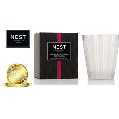 Picture of Nest Japanese Black Currant Classic Candle 230g