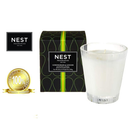 Picture of Nest Lemongrass & Ginger Scente Candle 230g