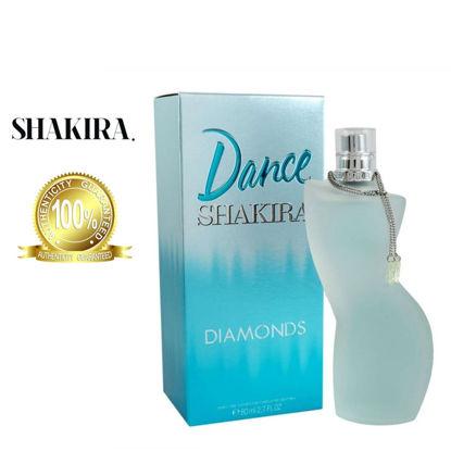 Picture of Shakira Dance Diamonds Eau de Toilette 80ml