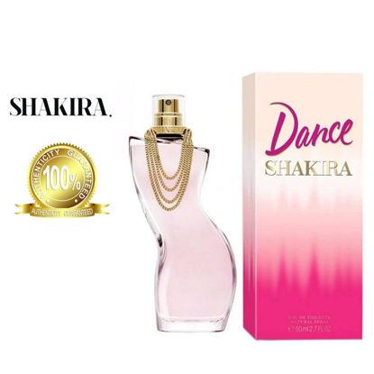 Picture of Shakira Dance Eau de Toilette 80ml
