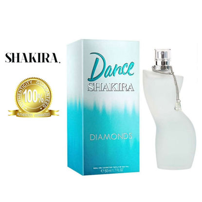 Picture of Shakira Dance Diamonds Eau de Toilette 50ml