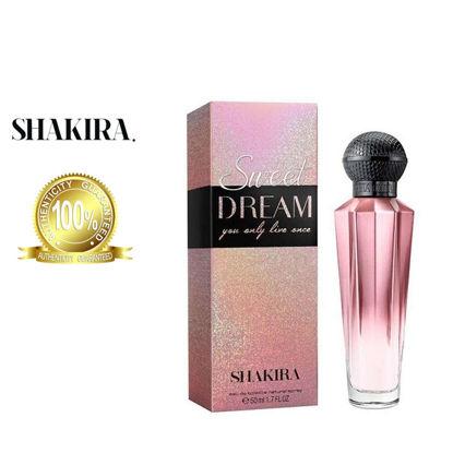 Picture of Shakira Sweet Dream Eau de Toilette for Women 50ml