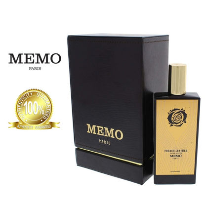 Picture of Memo Paris French Leather EDP 75ml