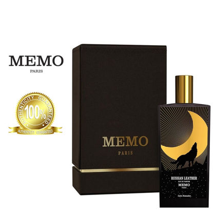 Picture of Memo Paris Russian Leather EDP 75ml