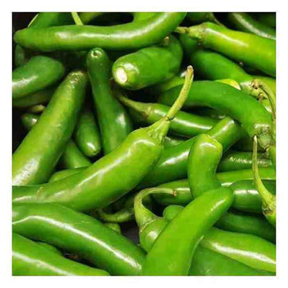 Picture of Siling Haba (Finger Chili)
