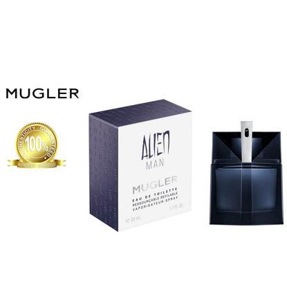 Picture of Mugler Alien Man EDT 50ml Refillable