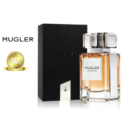 Picture of Mugler Les Exceptions Chyprissime EDP 80ml