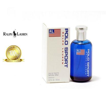 Picture of Ralph Lauren Polo Sport Eau de Toilette for Men 125ml