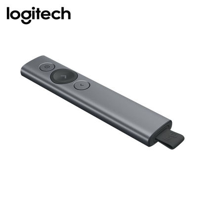 Picture of Logitech Spotlight Advanced Wireless Presentation Remote (Slate)