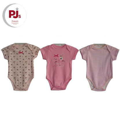 Picture of PJ500 Onesie Catie Pink