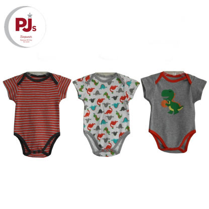 Picture of PJ504 Onesie Dino A1