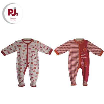 Picture of PJ556 CH5 Coverall Tweety Pink