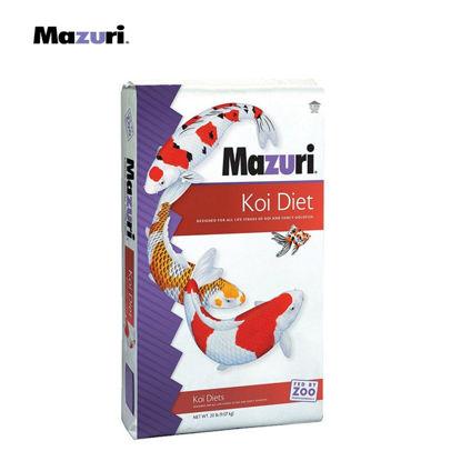 Picture of Mazuri® Koi Pond Nuggets 20 Lbs