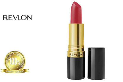 Picture of Revlon Super Lustrous Lipstick Matte #006 Really Red