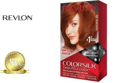 Picture of Revlon Colorsilk Beautiful Color with Keratin 130ml Medium Auburn No. 42