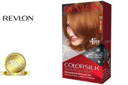 Picture of Revlon Colorsilk Beautiful Color with Keratin 130ml Light Auburn No. 53