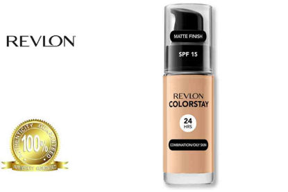 Picture of Revlon Colorstay 24Hrs SPF15 Combination/Oily Skin #200 Nude