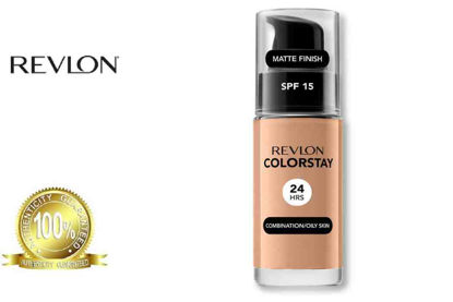 Picture of Revlon Colorstay 24Hrs SPF15 Combination/Oily Skin #250 Fresh Beige - Pump