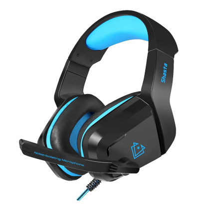 Picture of Vertux Shasta Ambient Noise Isolation Over-Ear Gaming Headset