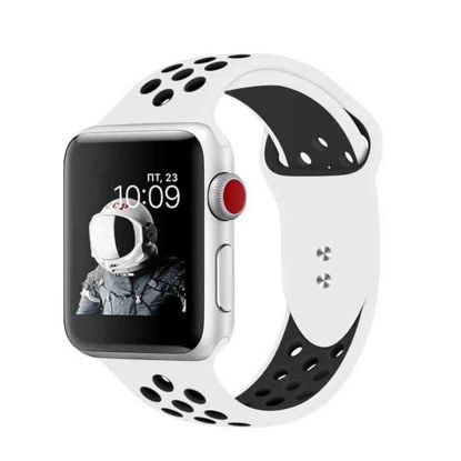Picture of Oreo-42Sm Apple Watch Strap