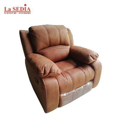 Picture of La Sedia 1 SEATER MANUAL RECLINER SOFA