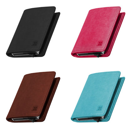 Picture of Promate RFID wallet Premium Pu Leather Wallet
