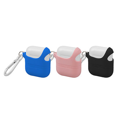 Picture of Promate Veilcase Shock Proof Protective Airpods Case With Quick-Snap Hook