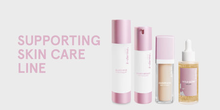 Picture for category Supporting Skin Care Line