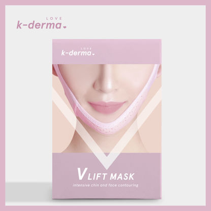 Picture of Love K-Derma V-Lift Mask