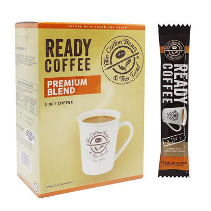 Picture of Coffee Bean and Tea Leaf Ready Coffee Premium 276g (12 x 23g Sachets)