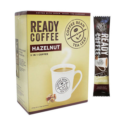 Picture of Coffee Bean and Tea Leaf Ready Coffee Hazelnut 276g (12 x 23g Sachets)