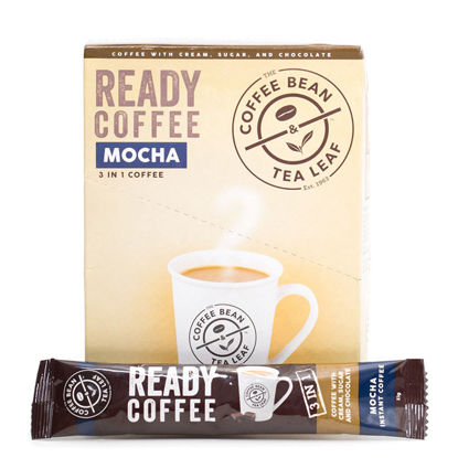 Picture of Coffee Bean and Tea Leaf Ready Coffee Mocha 276g (12 x 23g Sachet)